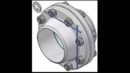 雷达液位计中法兰的正确安装——雷达液位计公司