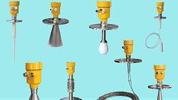 不同雷达液位计的测量准确度