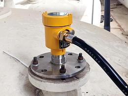 雷达液位计在环保行业的典型应用
